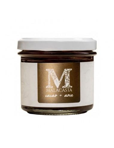 Mermelada crema para untar de Aceite de Oliva Virgen Extra Picual con Cacao