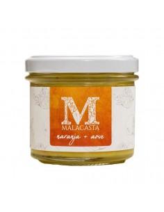 Mermelada en Crema para untar de Aceite de Oliva Virgen Extra Picual + Naranja.