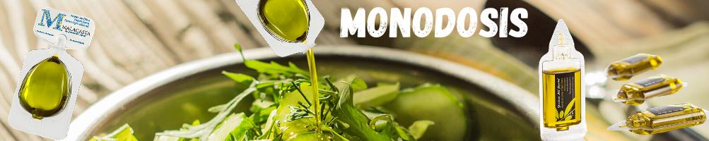 Monodosis Aceite Oliva Virgen Extra | Especial Hosteleria